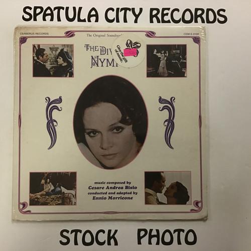 Cesare Andrea Bixio - The Divine Nymph - SEALED - vinyl record LP