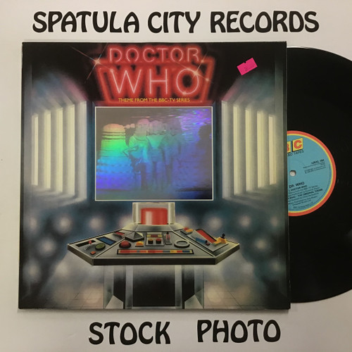 Doctor Who - Theme from the BBC-TV Series - vinyl record LP