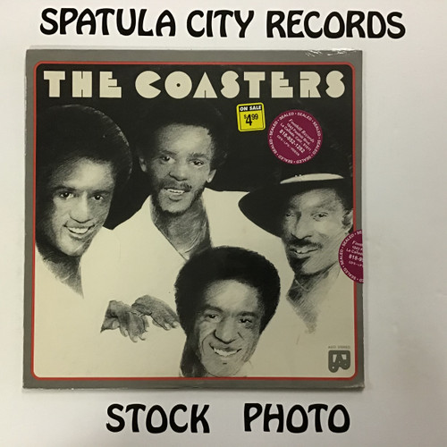 Coasters, the - Archives - SEALED - vinyl record album LP