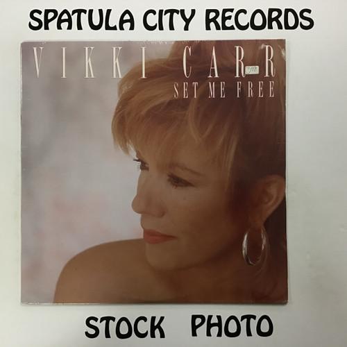 Vikki Carr - Set Me Free - SEALED - vinyl record album lp