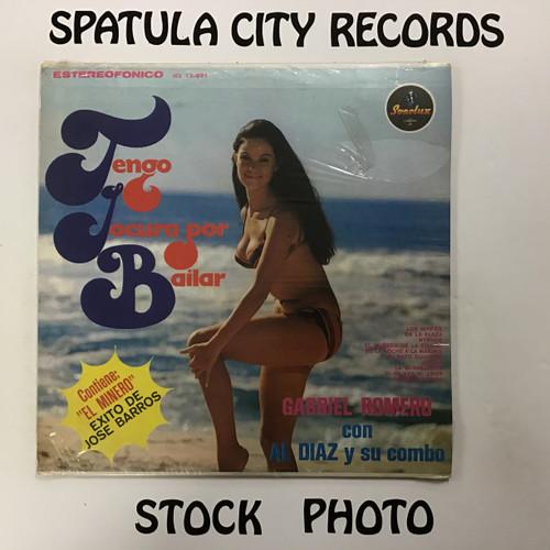 Gabriel Romero Con Al Diaz Y Su Combo – Tengo Locura Por Bailar - SEALED - vinyl record album LP