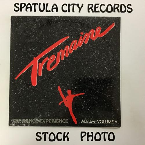 Tremaine– The Dance Experience Volume V  - Sealed - vinyl record album LP