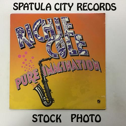 Richie Cole - Pure Imagination - SEALED - vinyl record album LP