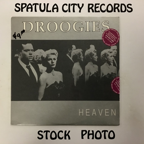 Droogies - Heaven - sealed - vinyl record album LP