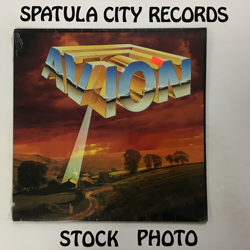 Avion - Avion - SEALED - vinyl record album LP