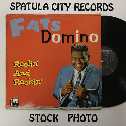 Fats Domino - Reelin' and Rockin' - IMPORT - vinyl record LP