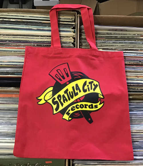 Spatula City Record Tote Bag