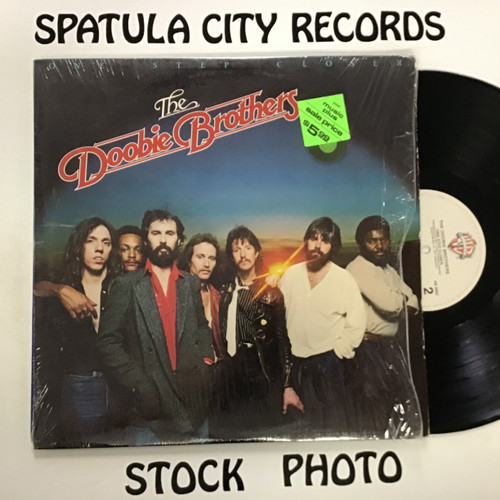 Doobie Brothers, the - One Step Closer - vinyl record LP