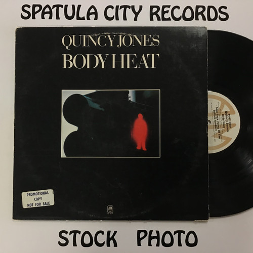 Quincy Jones - Body Heat - vinyl record LP