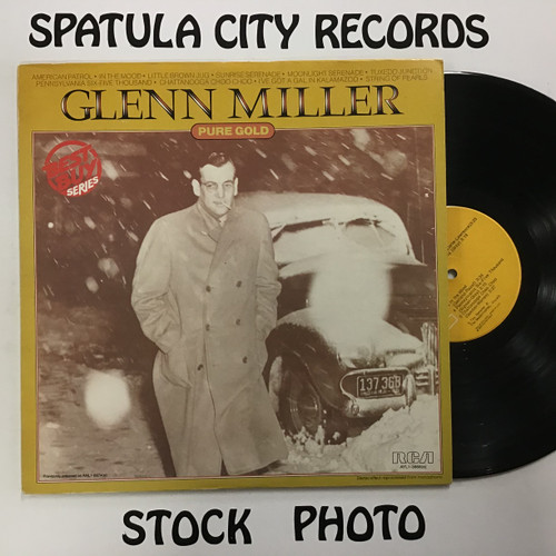 Glenn Miller - Pure Gold - vinyl record LP