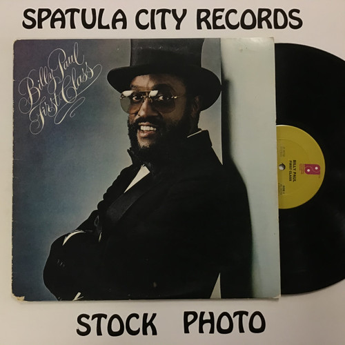 Billy Paul - First Class - vinyl record LP