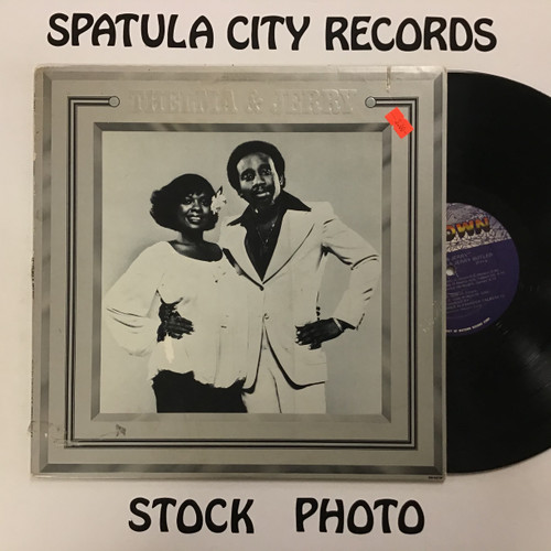 Thelma Houston and Jerry Butler - Thelma and Jerry - vinyl reocrd LP