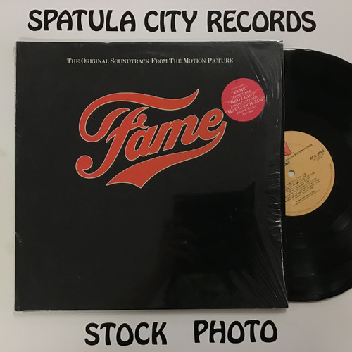 Fame - Soundtrack - vinyl record LP