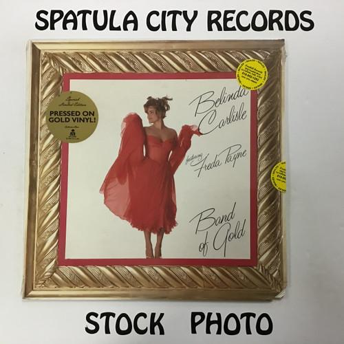 Belinda Carlisle - Band of Gold - SEALED - vinyl record LP