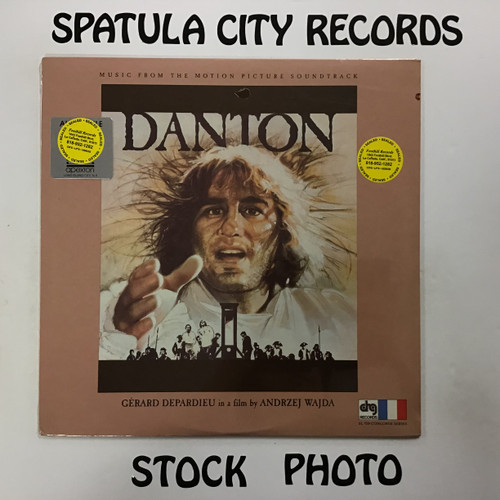 Jean Prodromides - Danton - Soundtrack - SEALED - vinyl record LP