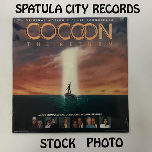 James Horner - Cocoon: The Return - soundtrack - SEALED - vinyl record LP