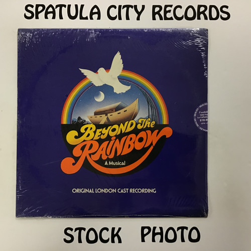 Beyond the Rainbow - soundtrack - IMPORT - SEALED - vinyl record LP