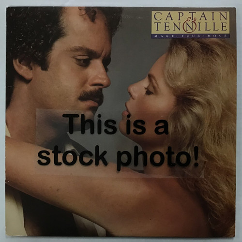 Captain and Tennille - Make Your Move - vinyl record LP