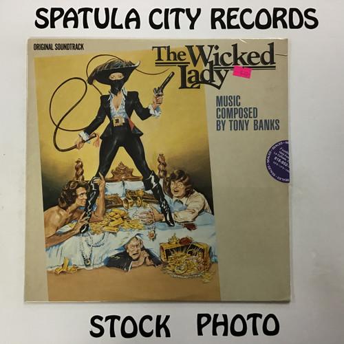 Tony Banks - The Wicked Lady - SEALED - vinyl record LP
