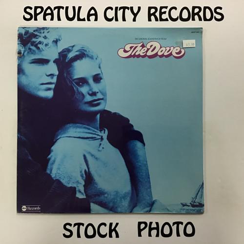 John Barry - The Dove - soundtrack - SEALED - vinyl record LP