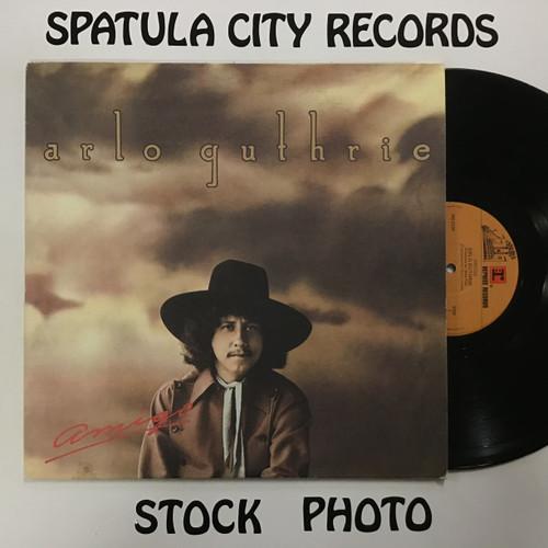 Arlo Guthrie - Amigo - vinyl record LP