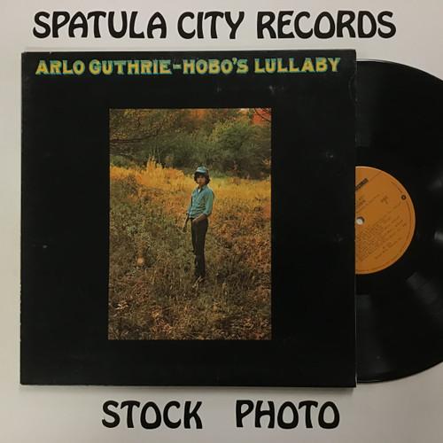 Arlo Guthrie - Hobo's Lullaby - vinyl record LP
