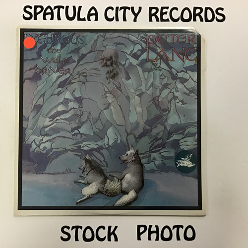 Peter Lang - Lycurgus - SEALED - vinyl record LP