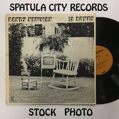 Randy Newman - 12 Songs - vinyl record LP