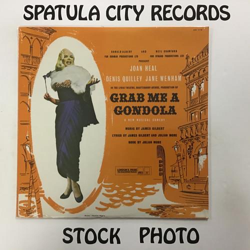 Grab Me a Gondola - soundtrack - SEALED - MONO - vinyl record LP