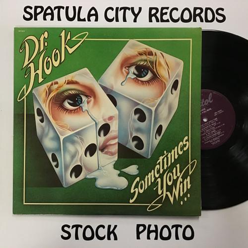 Dr. Hook - Sometimes You Win - vinyl record LP