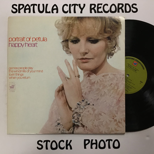 Petula Clark - Portrait of Petula - vinyl record LP