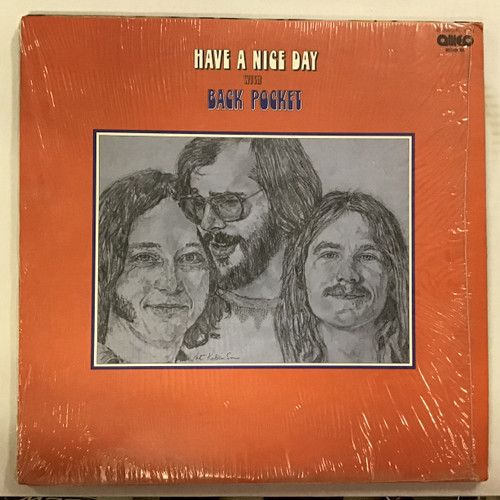 Back Pocket - Have a Nice Day Vinyl record