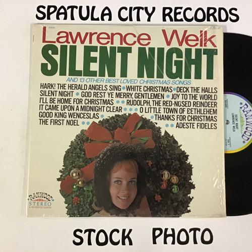 Lawrence Welk - Silent Night - vinyl record LP