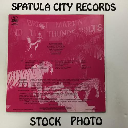 Brett Marvin and The Thunderbolts - 10 Legged Friend - IMPORT - vinyl record LP