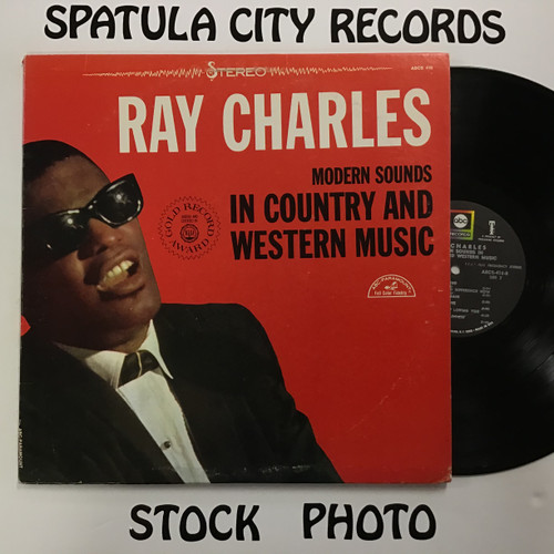 Ray Charles - Modern Sounds in Country and Western Music - vinyl record LP