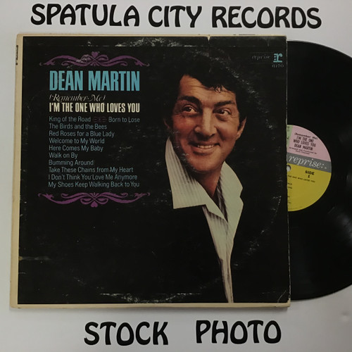 Dean Martin - (Remember Me) I'm the One Who Loves You - MONO - vinyl record LP
