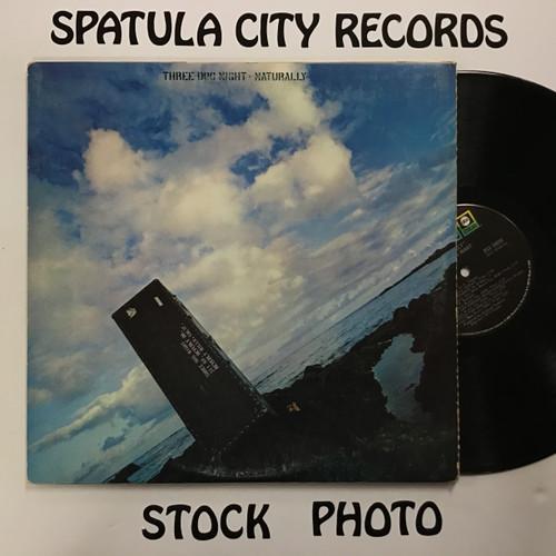 Three Dog Night - Naturally - vinyl record LP