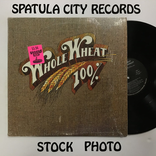 100% Whole Wheat - 100% Whole Wheat - vinyl record LP