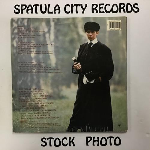 Barbra Streisand - Yentl - Soundtrack - vinyl record LP