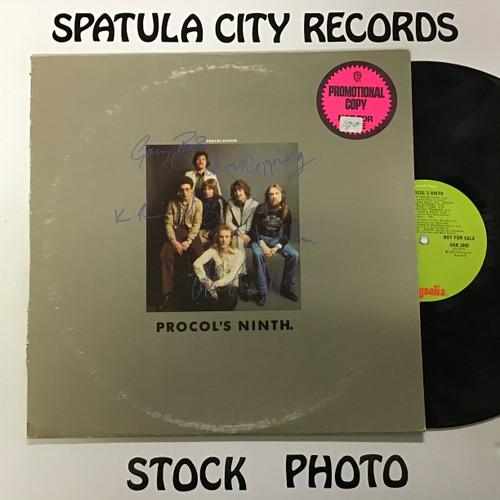 Procol Harum - Procol's Ninth - PROMO - vinyl record LP