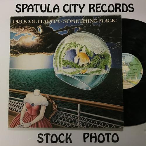 Procol Harum - Something Magic - vinyl record LP