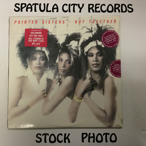 Pointer Sisters - Hot Together - SEALED - vinyl record LP