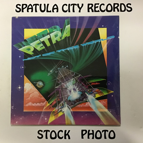 Petra - Not Of This World - SEALED - vinyl record LP