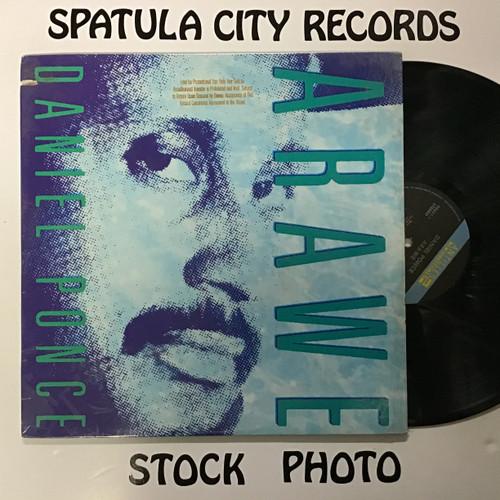 Daniel Ponce - Arawe - vinyl record LP