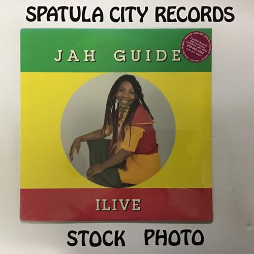 ILive - Jah Guide - SEALED - vinyl record LP