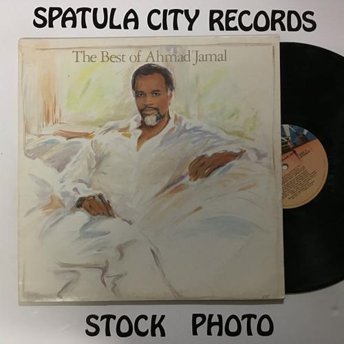 Ahmad Jamal - The Best of Ahmad Jamal - vinyl record LP