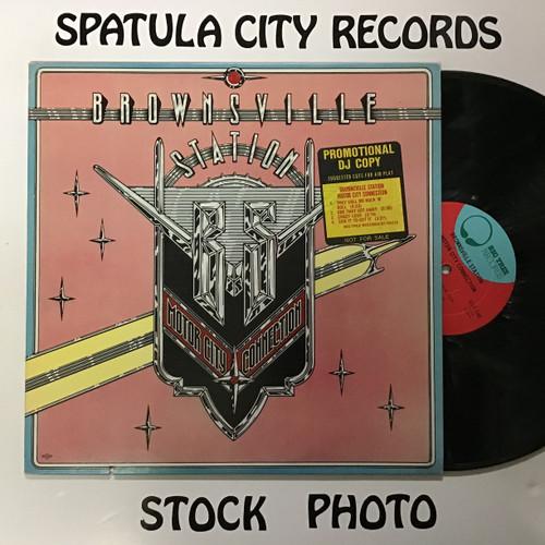 Brownsville Station - Motor City - vinyl record LP