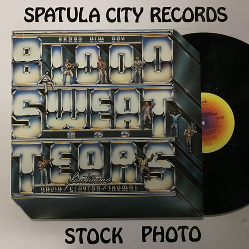 Blood, Sweat and Tears - Brand New Day - vinyl record LP