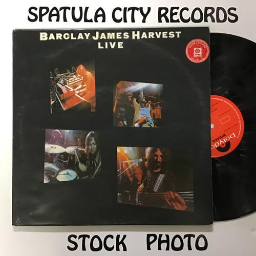 Barclay James Harvest - Live - IMPORT - double vinyl record LP