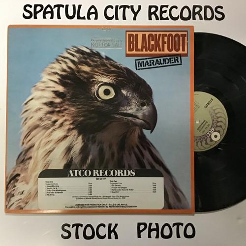 Blackfoot - Marauder - PROMO - vinyl record LP